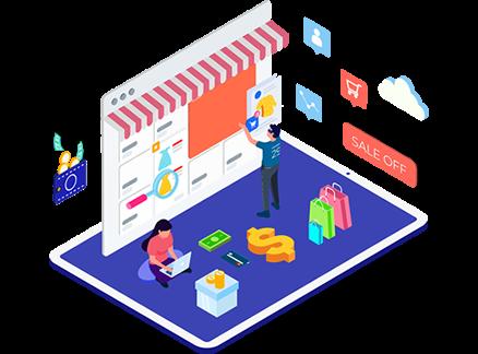 Agência de Marketing Digital Especializada em E-commerce ou Comercio Eletrônico