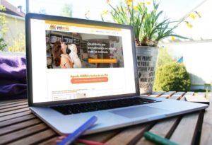 Desenvolvimento de Marca e Branding – PetShop Pet Amie